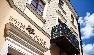 Jedyny hotel w Lublinie o ***** gwiazdkach