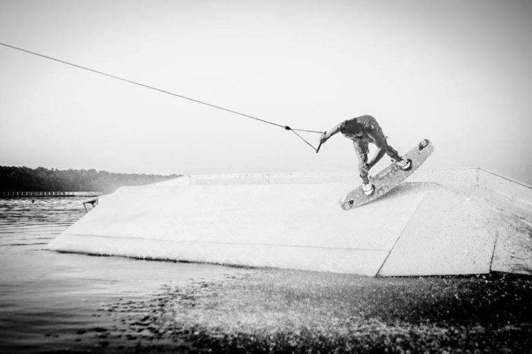 zdjęcie: Wakepark Lublin Reland