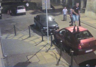 wandale lublin policja samochód dach