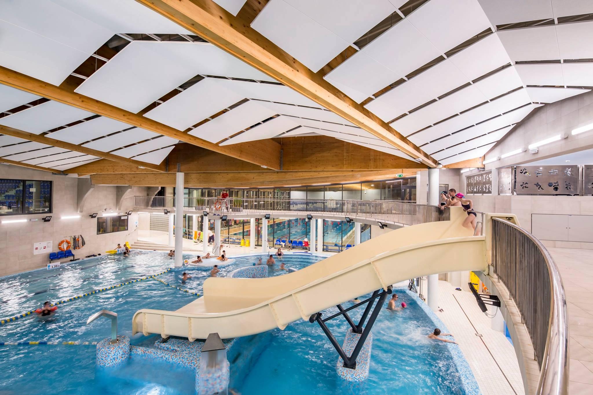 Strefa rekreacji na Aqua Lublin