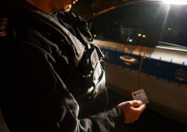 prawo jazdy policja