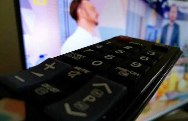 Abonament RTV. Pilot i telewizor