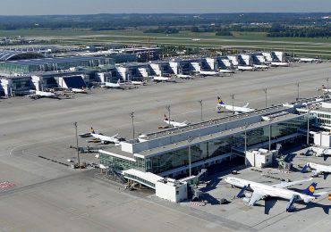 Monachium Lufthansa Airport