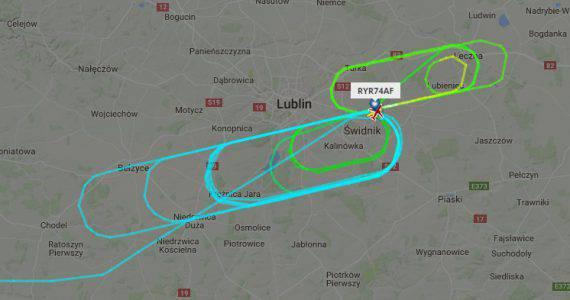 kolowanie-samolot-nad-lublin-airport