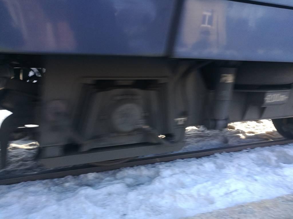 Mężczyzna wszedł pod pociąg. Śmierć na miejscu