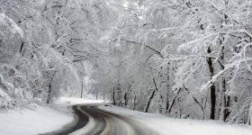 błoto pośniegowe zima drogi ciapa śnieg pogoda
