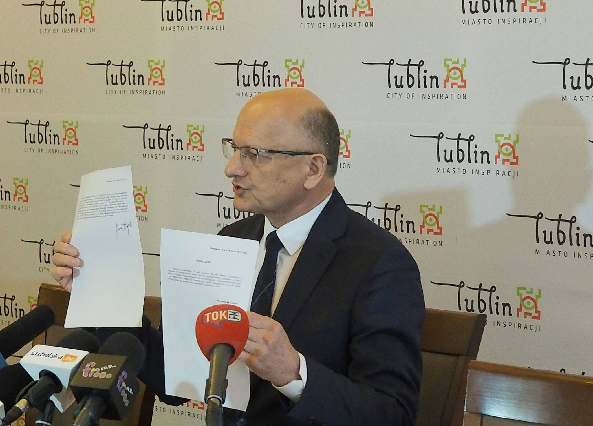 Krzysztof Żuk prezydent Lublina