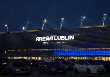 Arena Lublin EURO 2017 U21 Polska Słowacja mecz