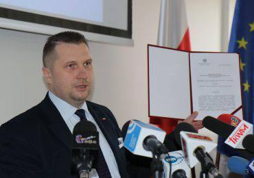 Zarządzenie zastępcze ws. wygaśnięcia mandatu prezydenta Lublina