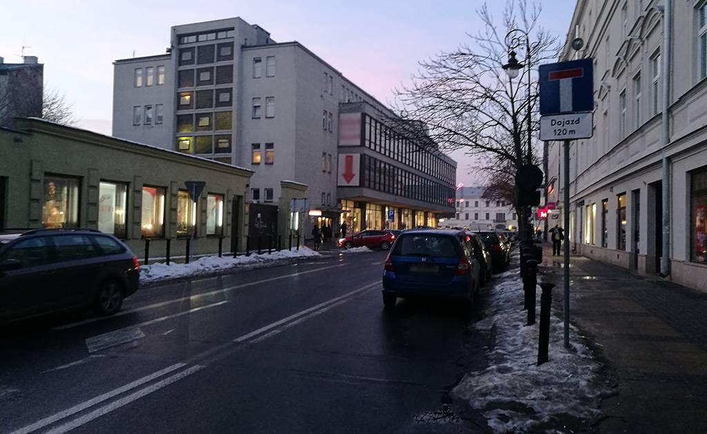 darmowy parking w centrum lublina