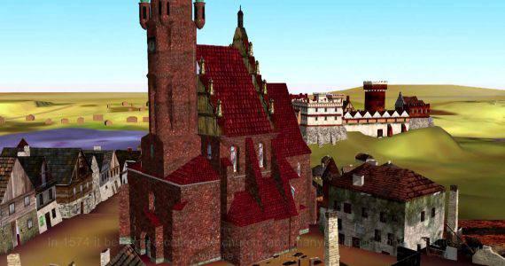 Lublin w XVI wieku