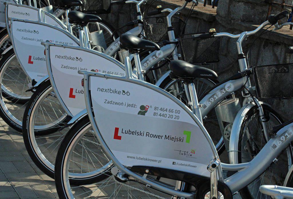 Lubelski Rower Miejski rozpoczyna sezon