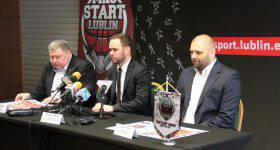 Konferencja prasowa TBV Start Lublin