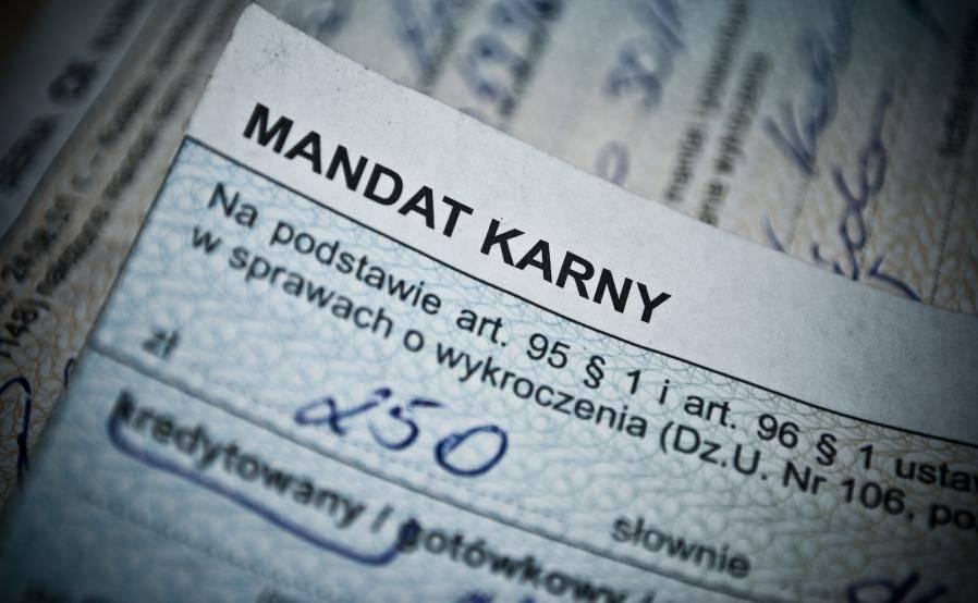 mandat karny punkty karne obywatel gov pl