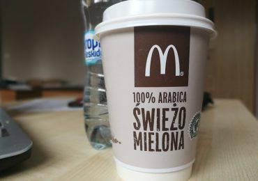 darmowa kawa McDonald's