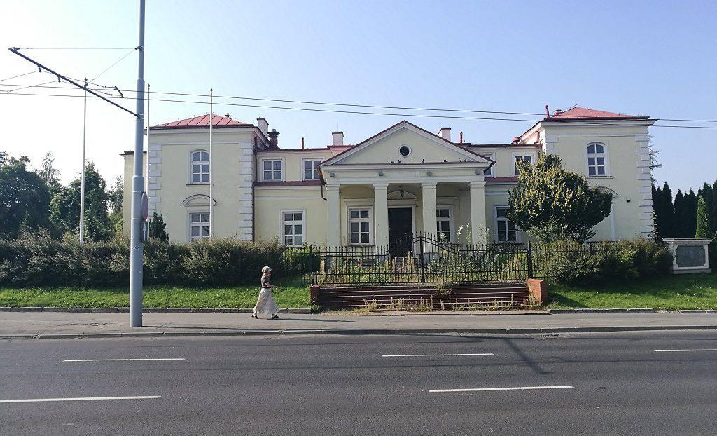 Dworek Grafa w Lublinie