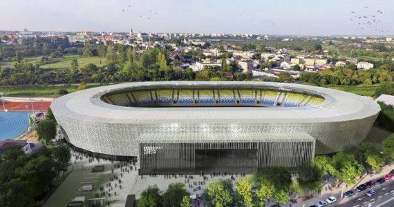 speedway arena lublin stadion żużlowy zygmuntowskie