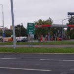 Stacja benzynowa Orlen ul Mełgiewska Lublin