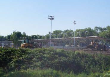 stadion lekkoatletyczny lublin