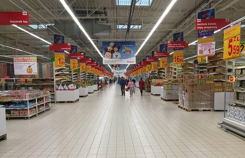 Auchan Wprowadza Godziny Ciszy Specjalnie Wyznaczony Czas Na Zakupy