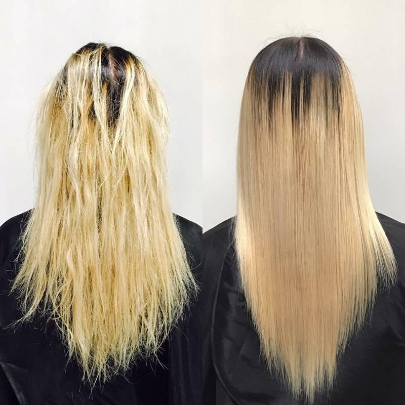 Bardzo dobra 5 powodów, dla których warto zrobić keratynowe prostowanie włosów LZ91