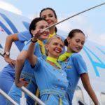 Inauguracyjny lot BRAVO AIRWAYS