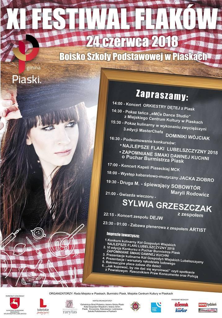Festiwal Flaków w Piaskach