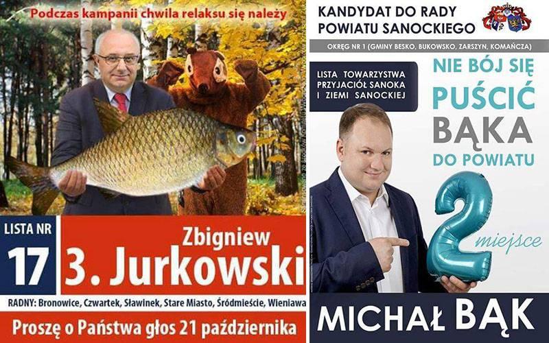 Zobaczcie Najlepsze Hity Kampanii Wyborczej Plakaty