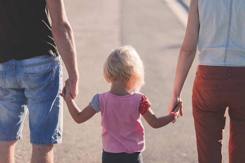 rodzina rodzice dziecko
