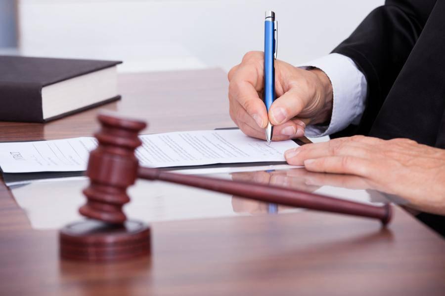 sąd sędzia prawo