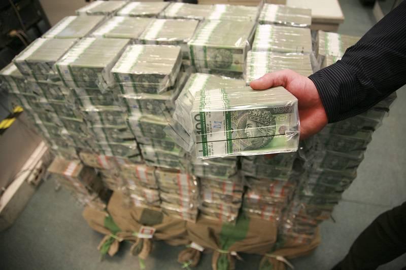 nbp pieniądze