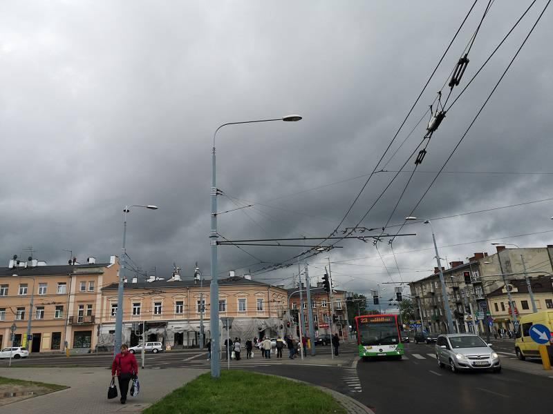 burza chmura chmury