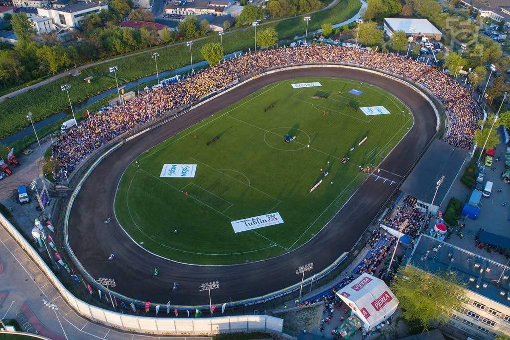 Stadion żużlowy Z5 przy Al. Zygmuntowskich w Lublinie