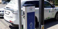 Ładowarki do samochodów elektrycznych sfinansowane przez PGE