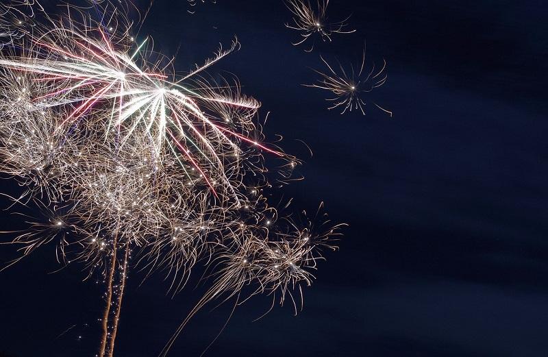 fajerwerki petardy zakaz nowy rok sylwester