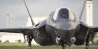 odrzutowiec myśliwiec f-35