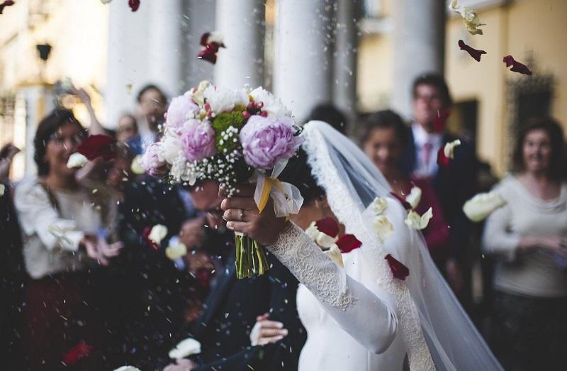 ślub wesele para młoda