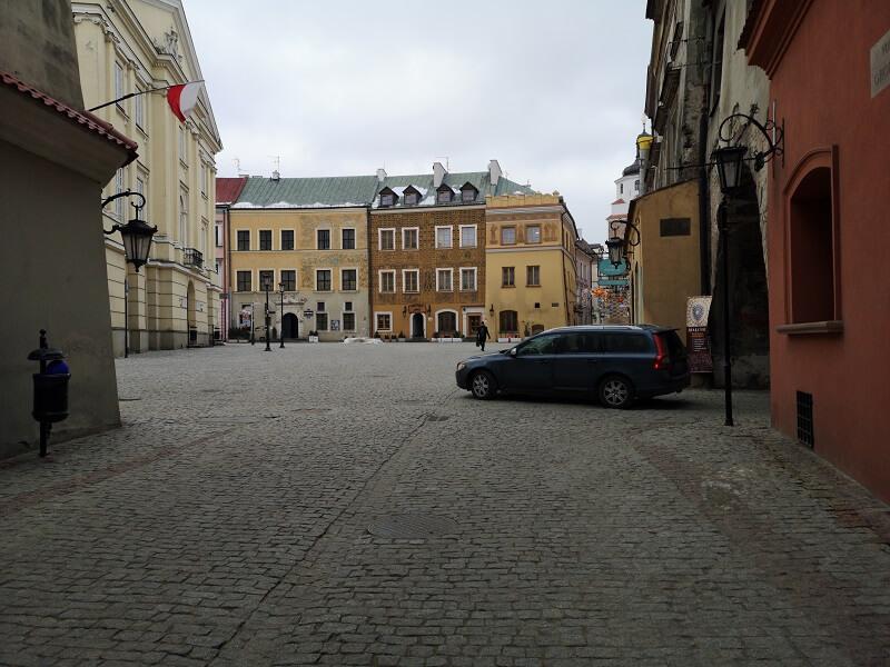 stare miasto lublin zakaz samochody