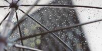 parasol deszcz pogoda