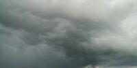 burza chmury pogoda