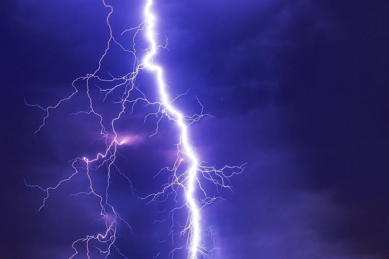burza pogoda piorun