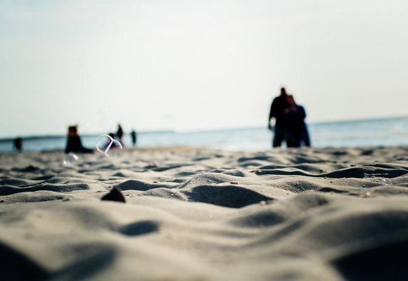 plaża wakacje