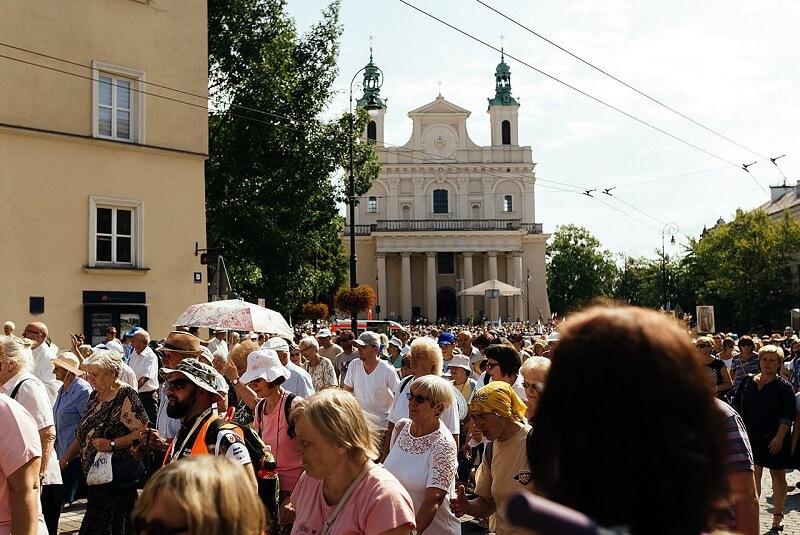 Pielgrzymka z Lublina na Jasną Górę