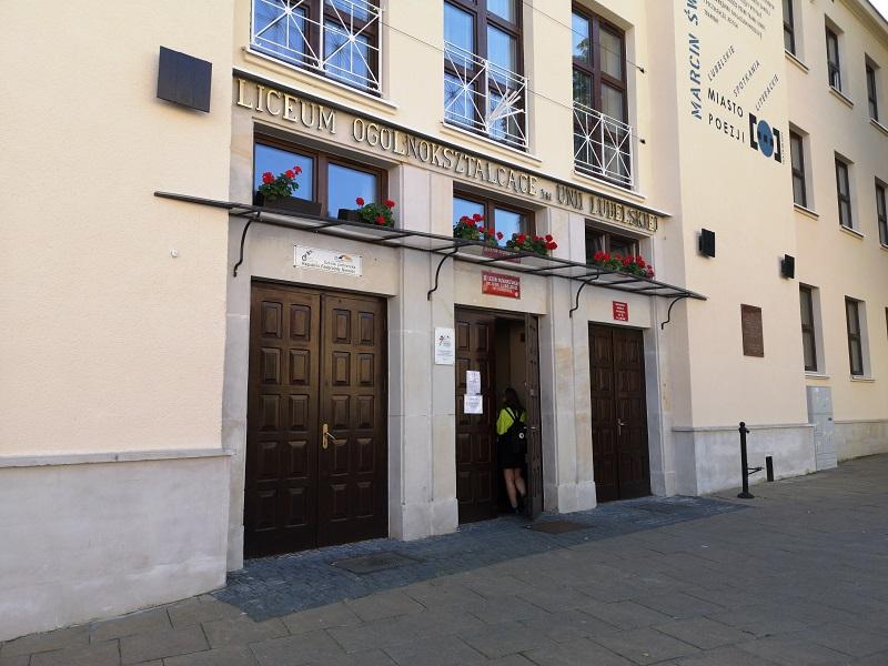 III Liceum Ogólnokształcące im. Unii Lubelskiej w Lublinie