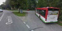 Rusza budowa węzła przesiadkowego przy ul. Osmolickiej | Mapy Google