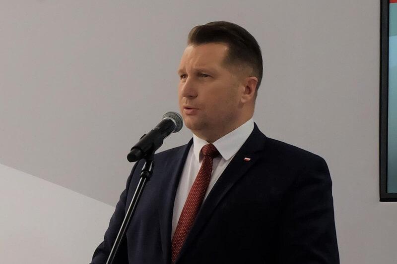 Społeczność akademicka wzywa do odwołania Przemysława Czarnka. Petycję podpisało już 23 tys. osób