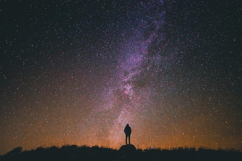 gwiazdy niebo gwiazdozbiór