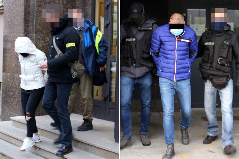 Kryminalni z KWP w Lublinie robili grupę przestępczą zajmującą się prostytucją i handlem ludźmi