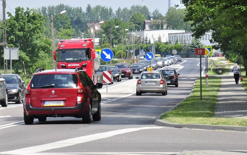 Droga ekspresowa S19 od wschodu ominie miejscowość Niemce | fot. GDDKiA