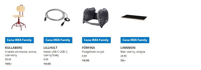 IKEA Lublin wyprzedaż produktów z kategorii Domowe biuro